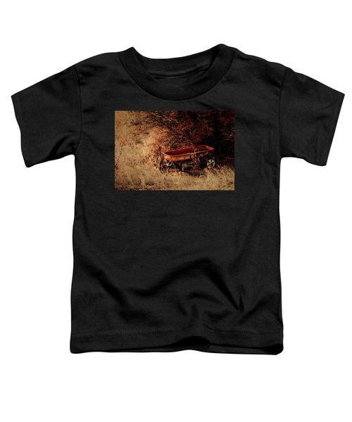 The Wagon Toddler T-Shirt