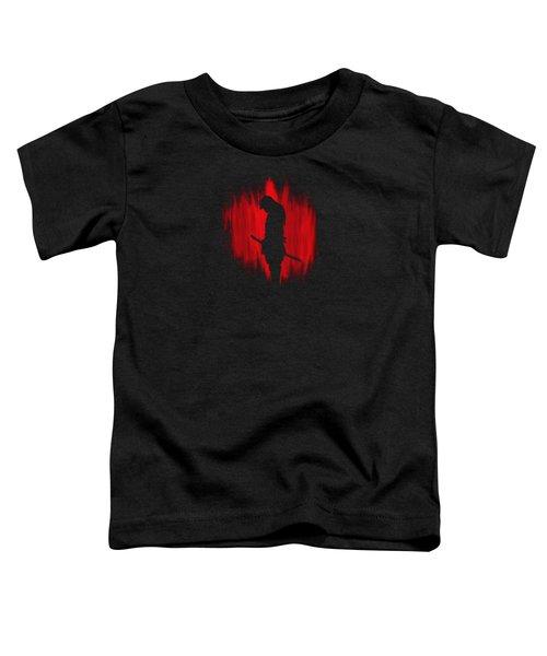 The Way Of The Samurai Warrior Toddler T-Shirt