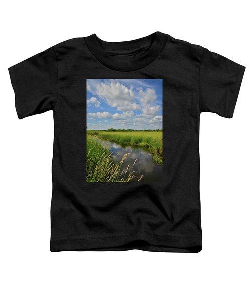 The Wetlands Of Hackmatack National Wildlife Refuge Toddler T-Shirt