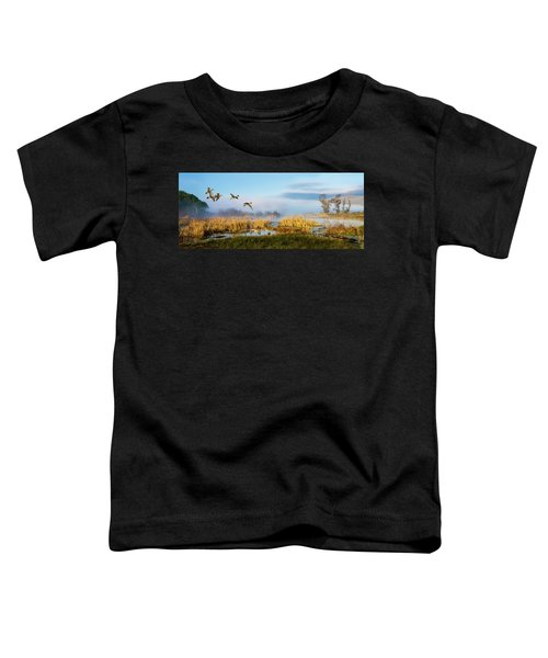 The Wetlands Toddler T-Shirt