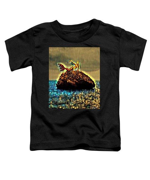 The Whisperer Toddler T-Shirt