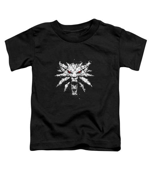 The White Wolf Toddler T-Shirt