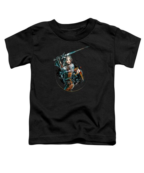 The Witcher - Cirilla  Toddler T-Shirt