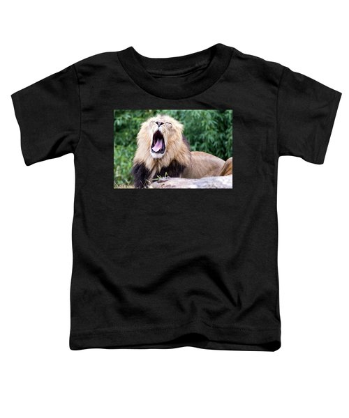 The Yawn Toddler T-Shirt