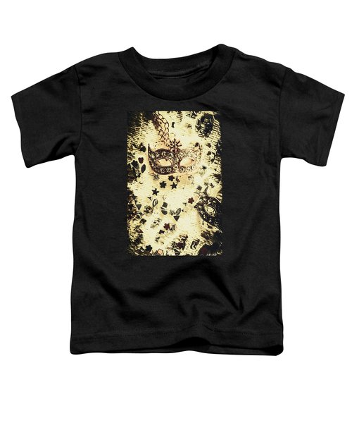 Theater Fun Art Toddler T-Shirt