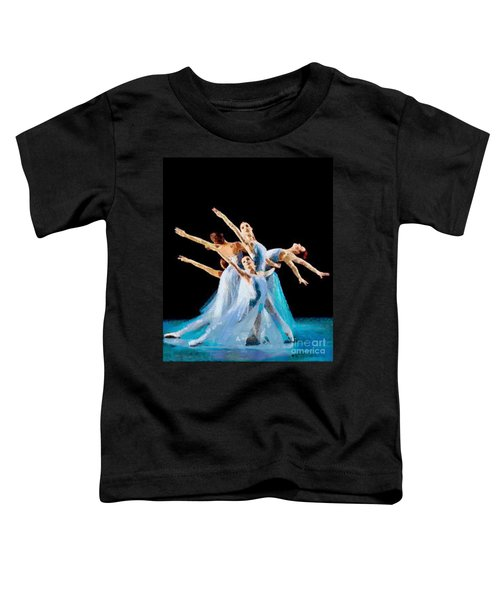 They Danced Toddler T-Shirt