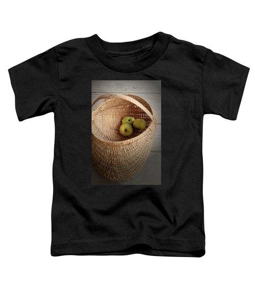 Three Apples Toddler T-Shirt