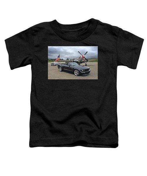 Three Generations Toddler T-Shirt
