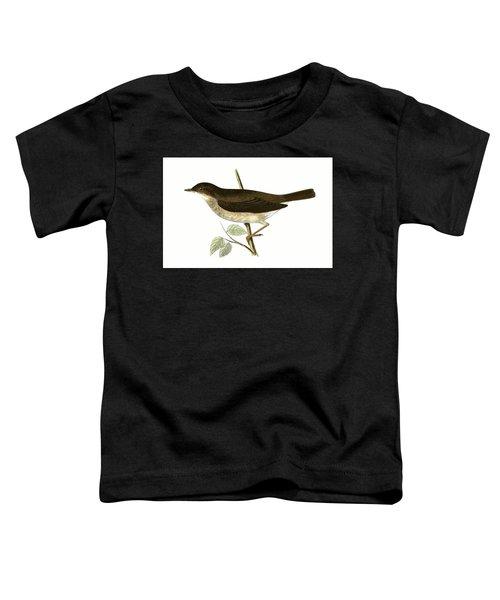 Thrush Nightingale Toddler T-Shirt