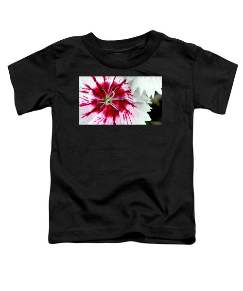 Toddler T-Shirt featuring the photograph Tie-dye Pallette by Andrea Platt