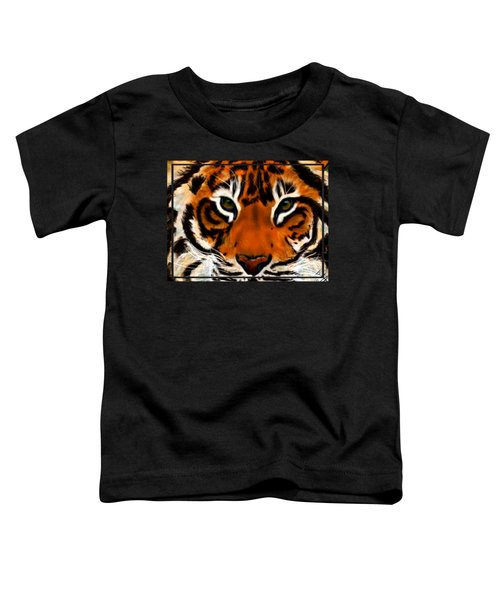 Tiger Eyes Toddler T-Shirt