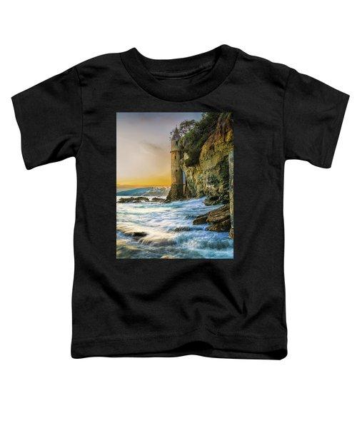 Time Flows I Wait Toddler T-Shirt