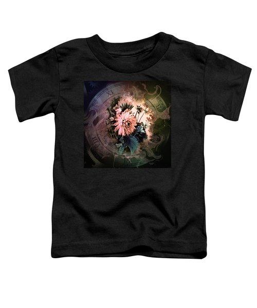 Timeless Dahlia Toddler T-Shirt