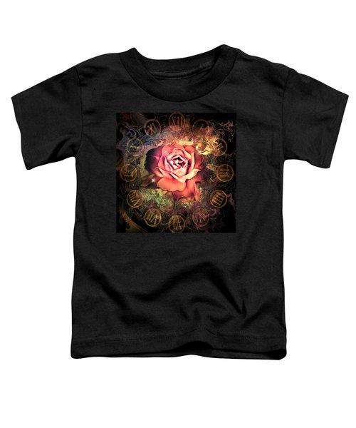Timeless Rose Toddler T-Shirt