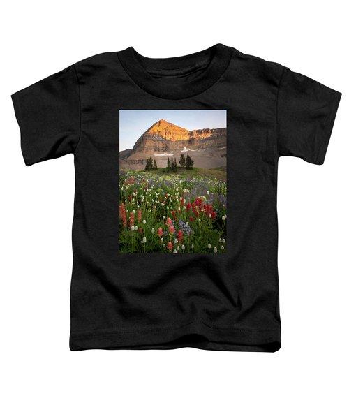 Timpanogos Bouquet Toddler T-Shirt
