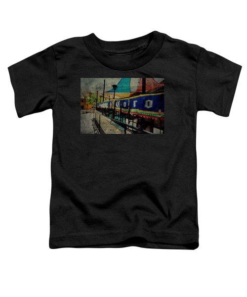Tip'em Back Toddler T-Shirt