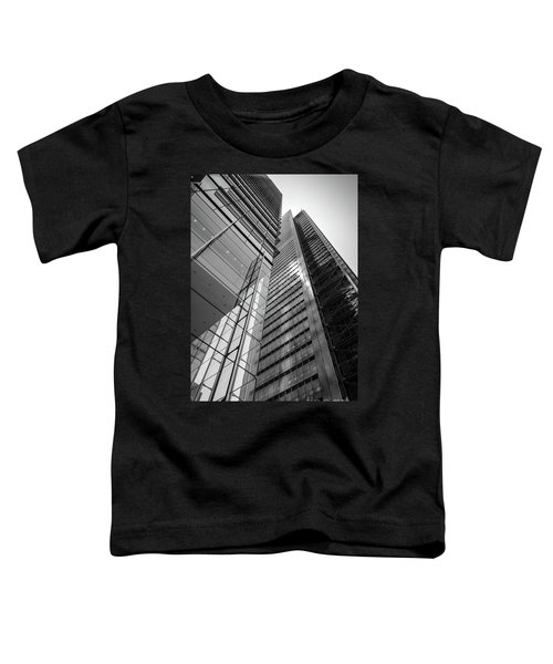 To The Top   -27870-bw Toddler T-Shirt