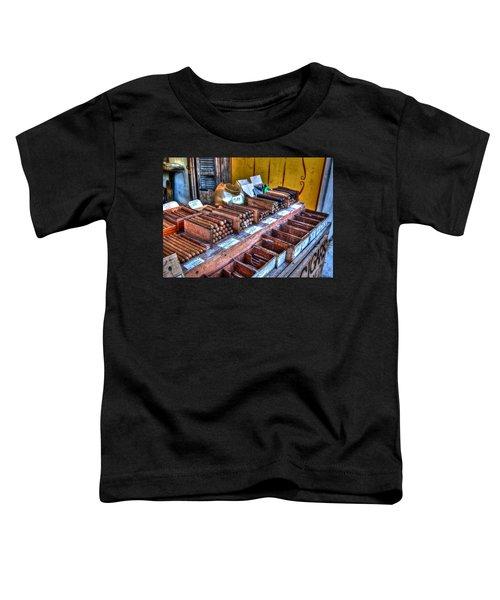 Tobacco Road Toddler T-Shirt