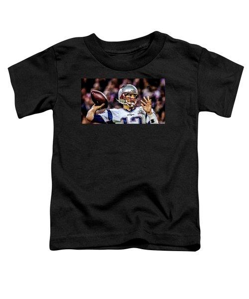 Tom Brady - Touchdown Toddler T-Shirt