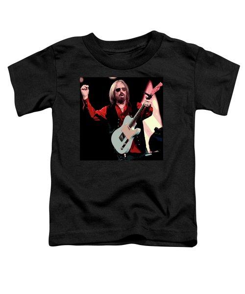 Tom Petty, Hypnotic Eye Toddler T-Shirt