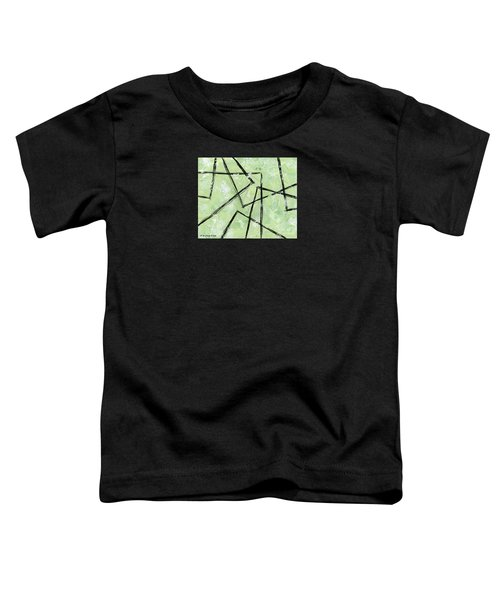 Topsy Turvy Toddler T-Shirt