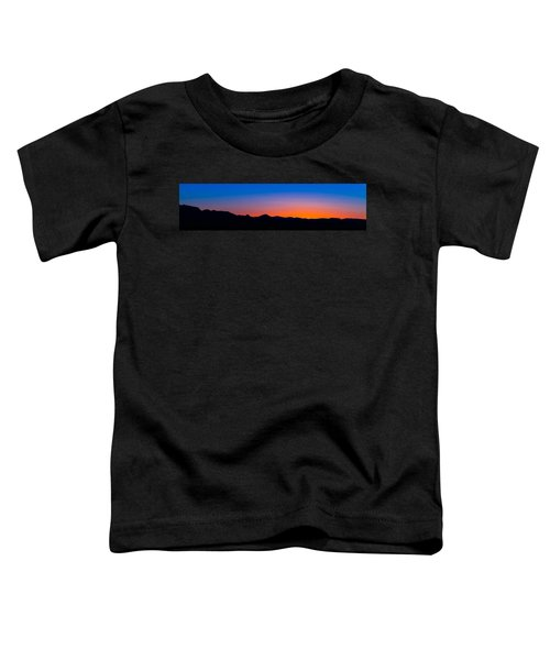 Tornillo Sunset Toddler T-Shirt