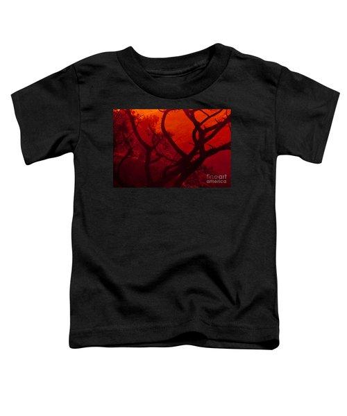 Torrey Pines Glow Toddler T-Shirt