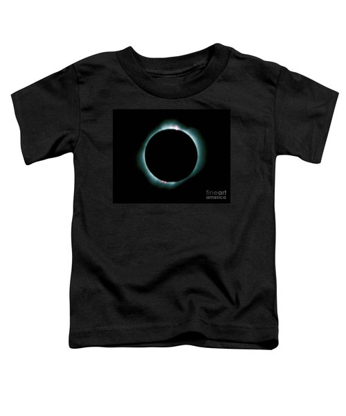 Total Solar Eclipse Toddler T-Shirt