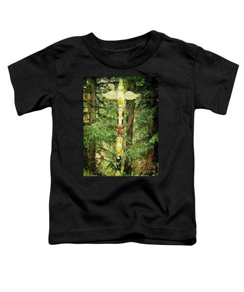 Totem Pole Toddler T-Shirt