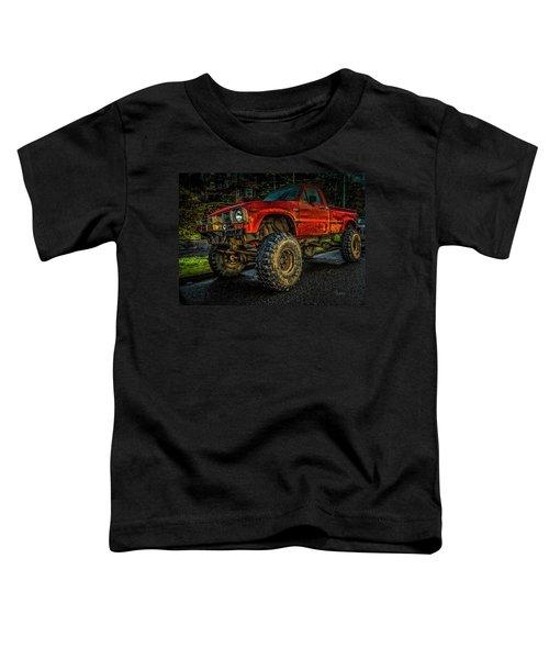 Toyota Grunge Toddler T-Shirt