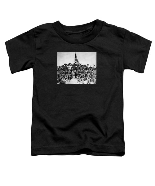 Tr And The Rough Riders Toddler T-Shirt