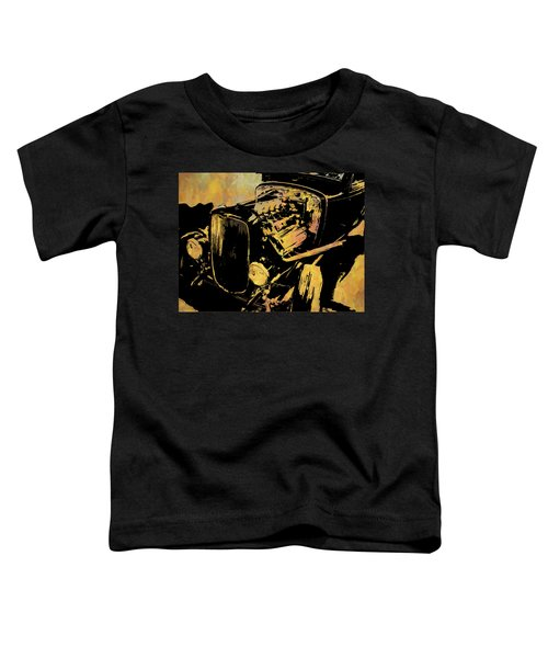 Traditional Hemi Rust Toddler T-Shirt