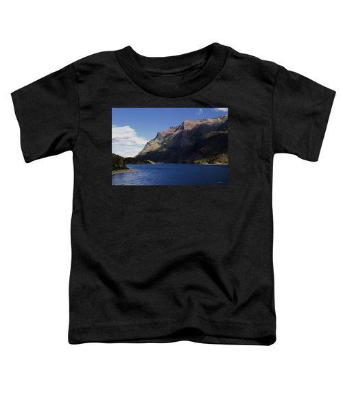 Tranquil Shores Toddler T-Shirt