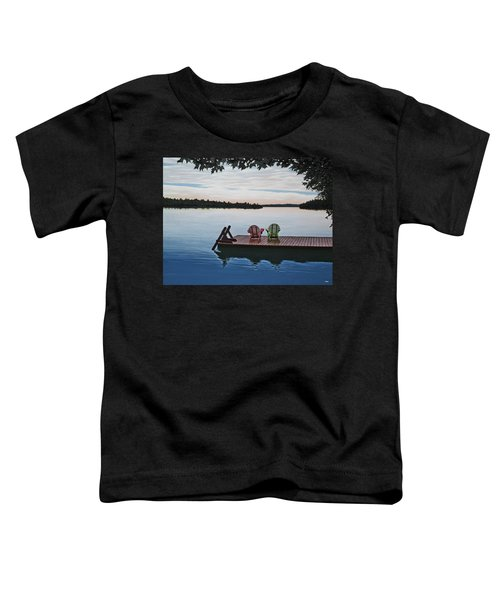 Tranquility Toddler T-Shirt