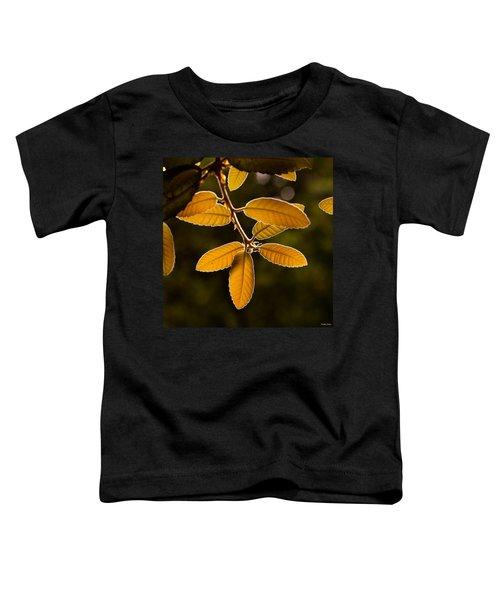 Translucent Leaves Toddler T-Shirt