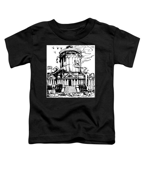 Trash Congress Toddler T-Shirt