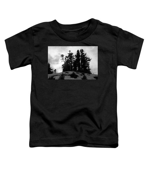 Trees Silhouettes Toddler T-Shirt
