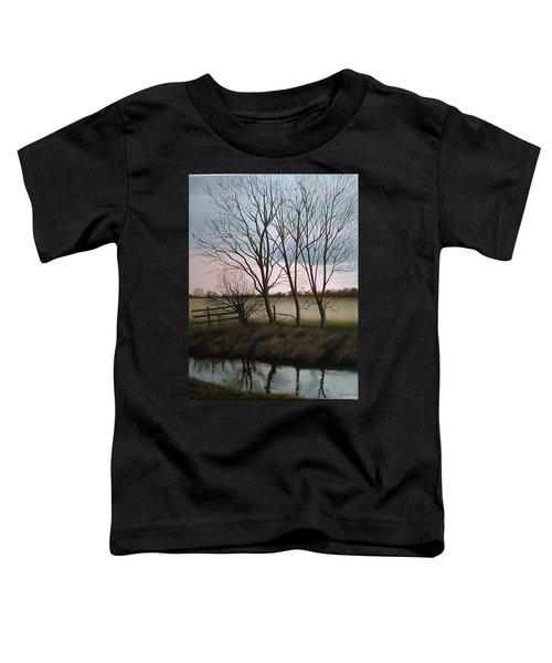 Trent Side Toddler T-Shirt