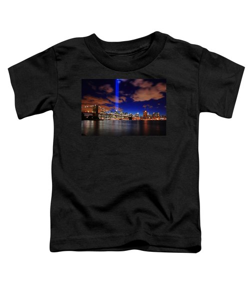 Tribute In Light Toddler T-Shirt