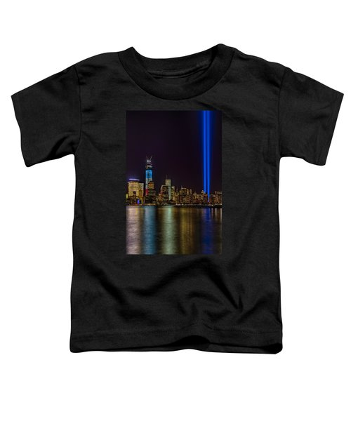 Tribute In Lights Memorial Toddler T-Shirt