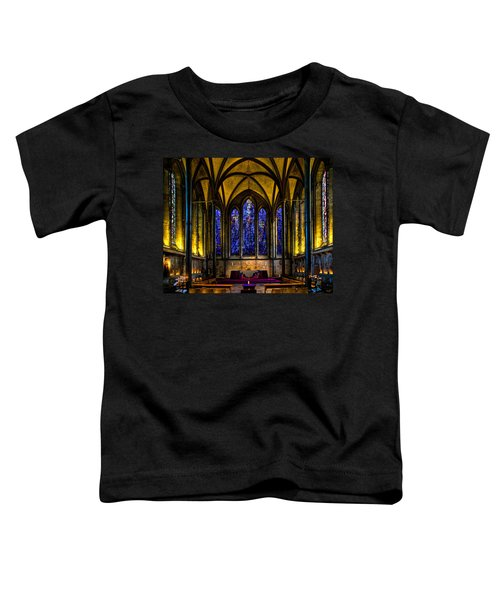 Trinity Chapel Salisbury Cathedral Toddler T-Shirt