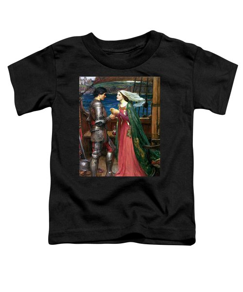 Tristan And Isolde With The Potion Toddler T-Shirt