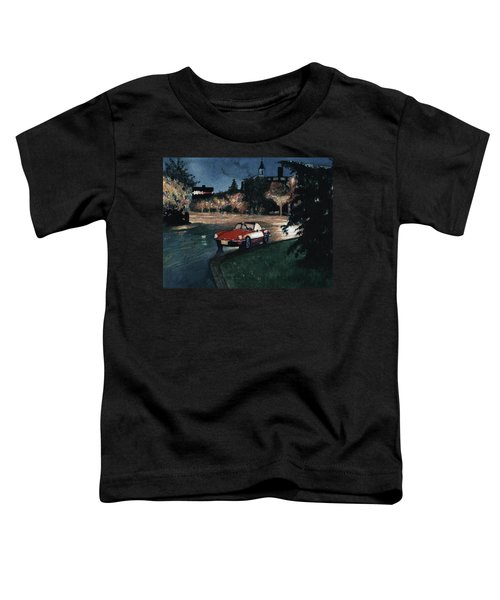 Triumph By Night Toddler T-Shirt