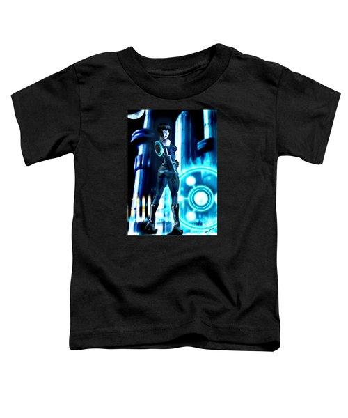 Tron Quorra Toddler T-Shirt