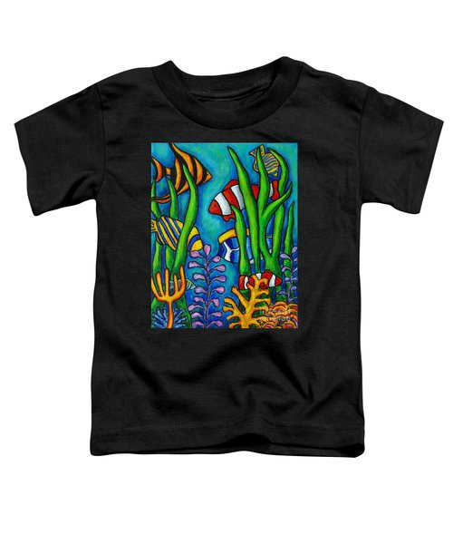Tropical Gems Toddler T-Shirt