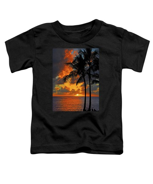 Tropical Nights  Toddler T-Shirt