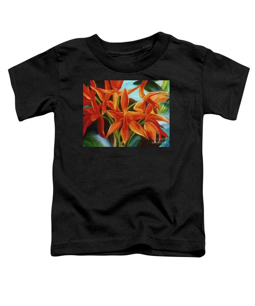Tropicana Toddler T-Shirt