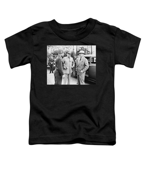 Truman Eisenhower And Hickey  Toddler T-Shirt