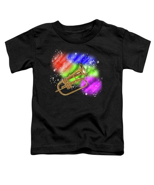Trumpet Celebration Toddler T-Shirt
