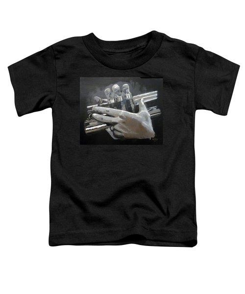 Trumpet Hands Toddler T-Shirt
